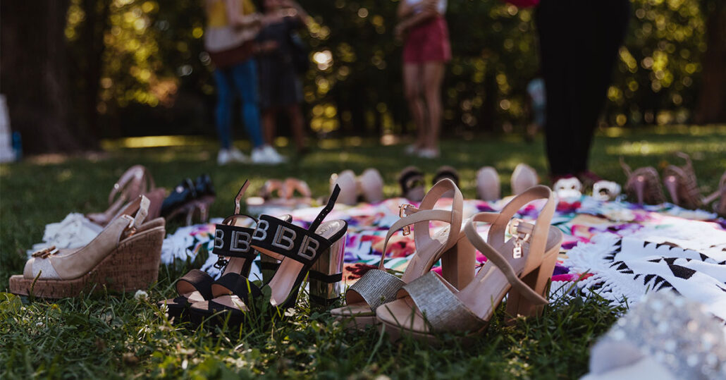 Topánkový piknik