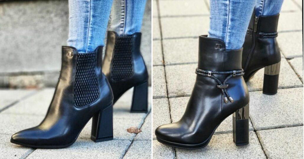 Jak vybrat boty na zimu