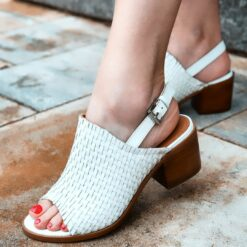 Kožené sandále BotHEGA41